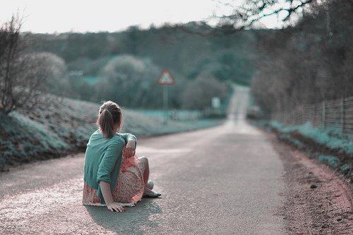 Chorar Por Um Amor Perdido Pensamentos Sem Nexo